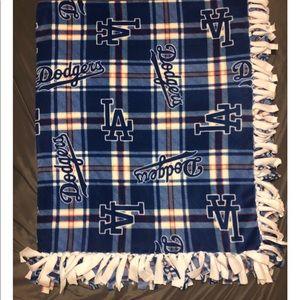 Dodgers blanket